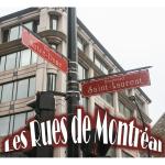 Les Rues de Montreal