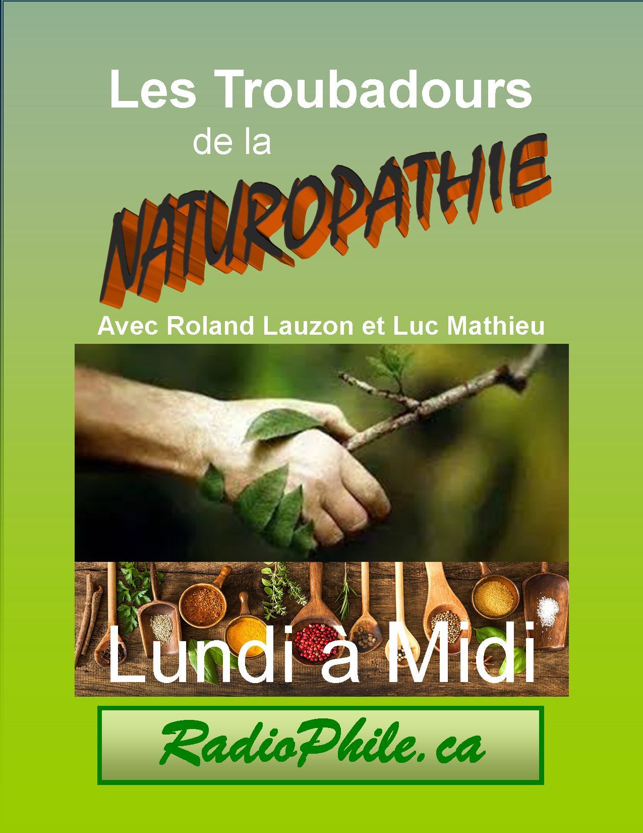 Les Troubadours de la Naturopathie